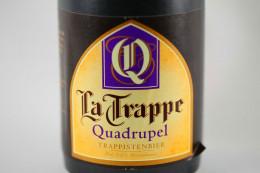 ΜΠΥΡΑ LA TRAPPE Quadrupel 500 ml ( ΛΑ ΤΡΑΠ ΚΙΟΎΤΡΟΥΜΠΈΛ)