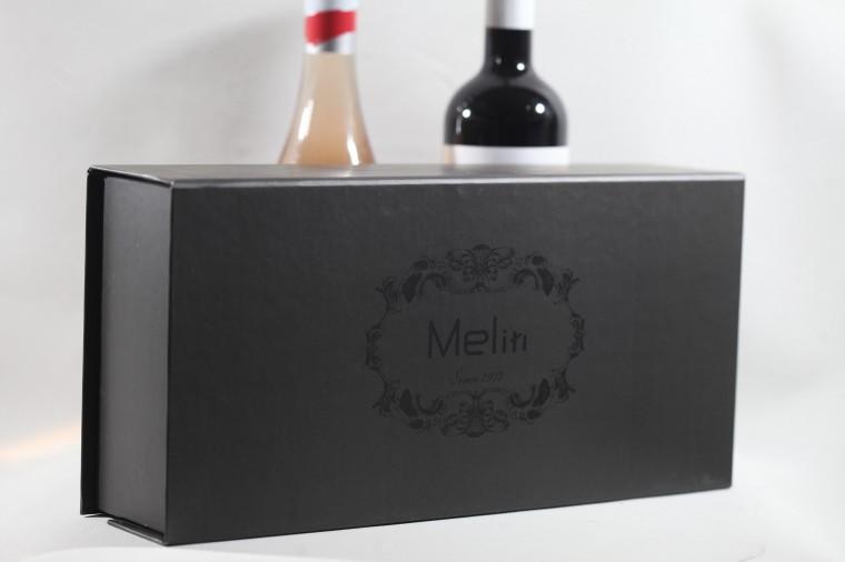 Κουτιά Με Company logo για Κρασιά