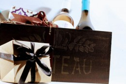 Chateau Wood Wine Box