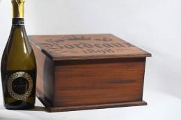 Wood Champain Box