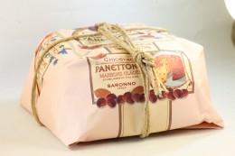 Panettone Μεγάλα χειροποίητο Γεύση  Κάστανο