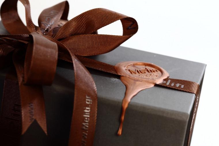 Luxury Κουτί μιας φιάλης Γαλλικής Σαμπάνιας Prince Laurent