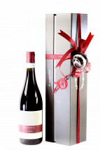 Luxury Συσκευασία Δώρου Με Ιταλικό Κόκκινο Κρασί
